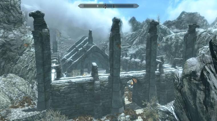 Már a Skyrimben is felfedezhetjük a The Witcher 3 egyes helyszíneit bevezetőkép