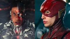 Ray Fisher Cyborgját kiírták a The Flash-filmből kép