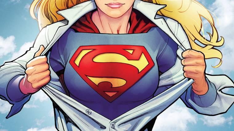 Supergirl is szerepel majd a The Flash filmben, már kiválasztották a színésznőt bevezetőkép
