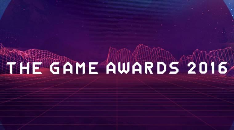The Game Awards 2016 - ezek lettek az év legjobb játékai bevezetőkép