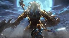 The Legend of Zelda: Breath of the Wild - így néz ki az első DLC Master Trials próbája kép