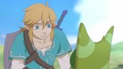 Ez a rajongói The Legend of Zelda: Breath of the Wild animáció akár hivatalos rajzfilmként is megállná a helyét kép
