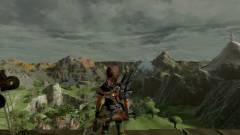 The Legend of Zelda: Breath of the Wild - szinte rá sem ismerünk cel shading nélkül kép