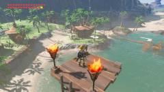 The Legend of Zelda: Breath of the Wild - úgy látszik, a The Wind Waker kezdőhelye is benne van kép