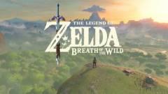 E3 2016 - trailer és gameplay videók az új The Legend of Zelda játékról kép