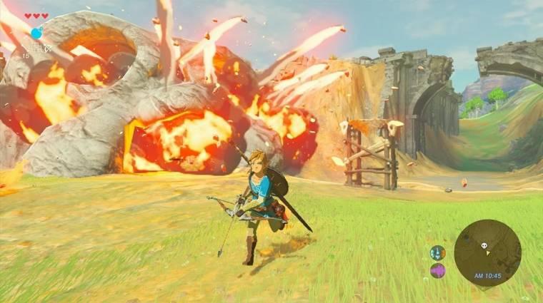 The Legend of Zelda: Breath of the Wild - hamar megfejtették a játék rejtélyes írását bevezetőkép