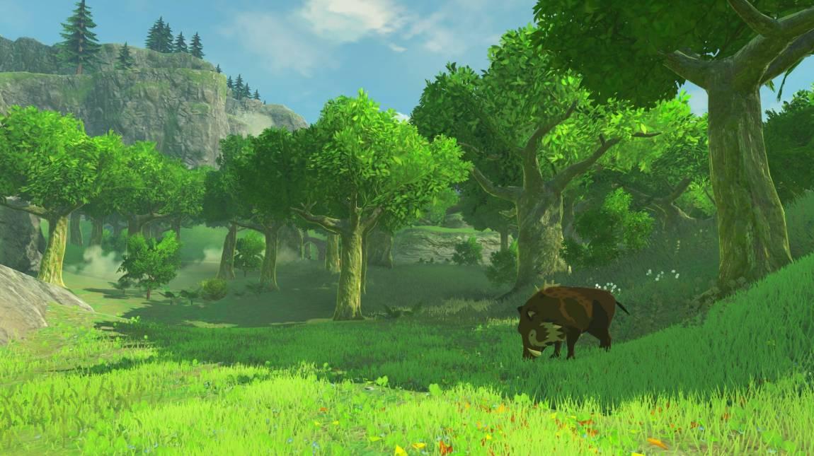 The Legend of Zelda: Breath of the Wild - hatalmas lesz a bejárható terület bevezetőkép
