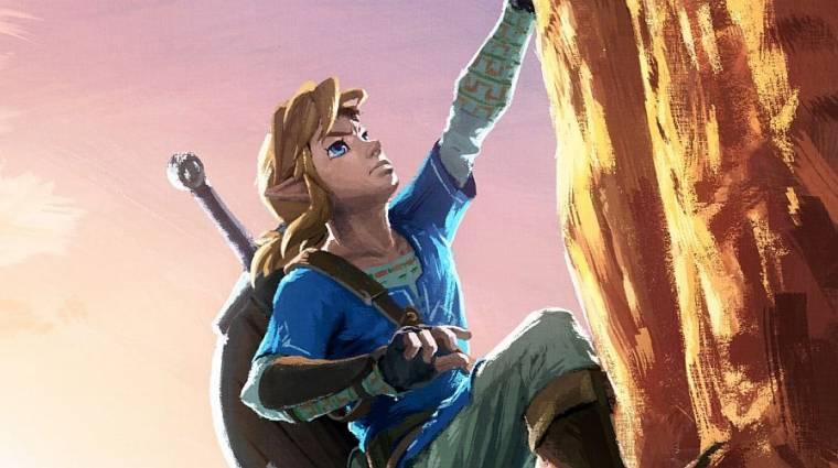 The Legend of Zelda: Breath of the Wild - lesz szinkron, de nem mindenkinek bevezetőkép