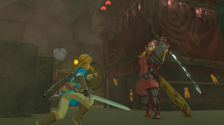 The Legend of Zelda: Breath of the Wild - ezt sem ússzuk meg season pass nélkül bevezetőkép