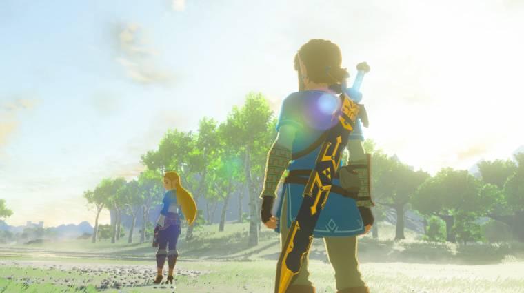 Napi büntetés: nehogy megvegyétek PC-re a The Legend of Zelda: Breath of the Wildot! bevezetőkép