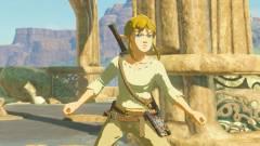The Legend of Zelda: Breath of the Wild - az új frissítés javított az fps számon kép