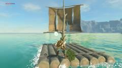 The Legend of Zelda: Breath of the Wild - egy farönk vágta tönkre a világrekord kísérletet kép