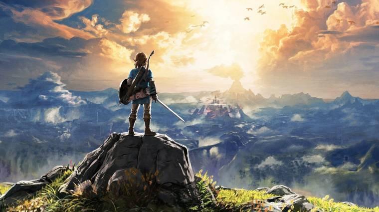 Már kipróbálható a rajongói Zelda VR demó bevezetőkép