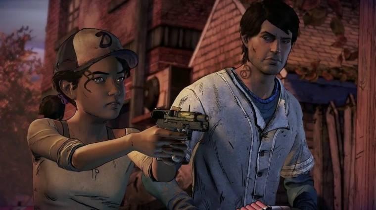 Telltale The Walking Dead - hamarosan kezdődik a harmadik szezon bevezetőkép