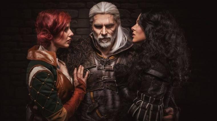 Az ilyen rajongói filmek bizonyítják, hogy nagyon kéne egy élőszereplős Witcher sorozat bevezetőkép