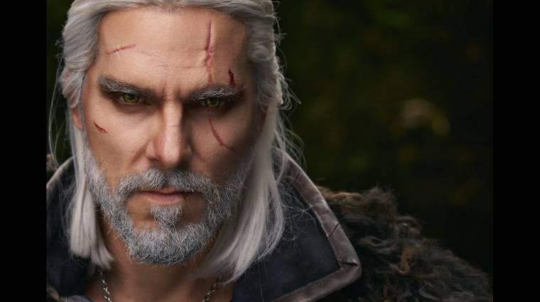 Ilyen, amikor a világ két legismertebb Geraltja találkozik bevezetőkép