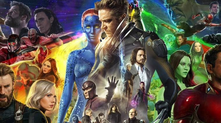 A Marvel hamarosan visszakaphatja az X-Men és Fantasztikus Négyes jogokat bevezetőkép