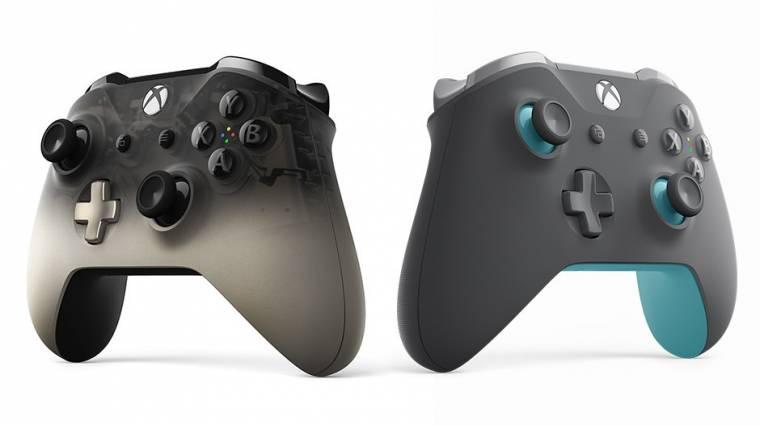 Két új Xbox One kontroller jön, októberben érkezhet az átdolgozott Elite is bevezetőkép