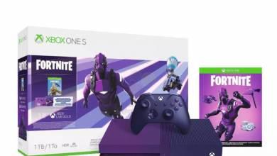 Fortnite rajongók figyelem: jön a lila Xbox One!