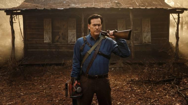 Sam Raimi szerint lesz újabb Evil Dead film bevezetőkép