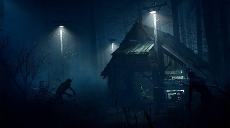 Blair Witch - 4K-s videóban csodálhatjuk meg a hátborzongató erdőt bevezetőkép