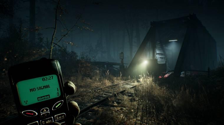 Blair Witch tesztek - játék formájában sem rossz a boszorkányos horror bevezetőkép
