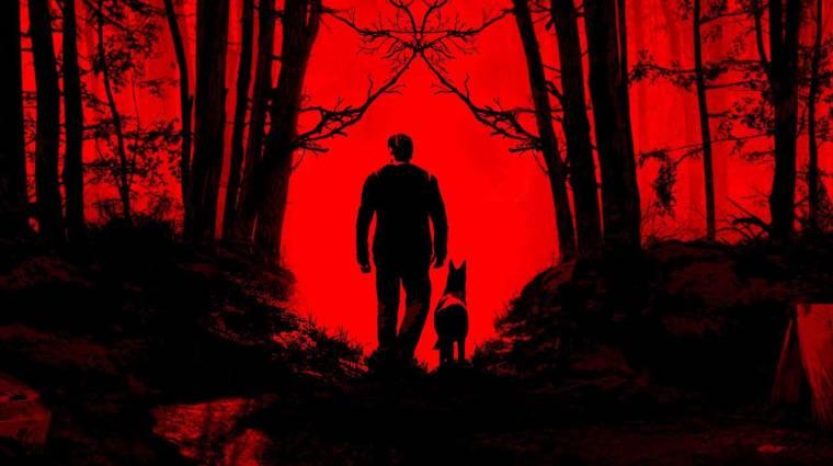 PlayStation 4-re is megjelenik a Blair Witch bevezetőkép
