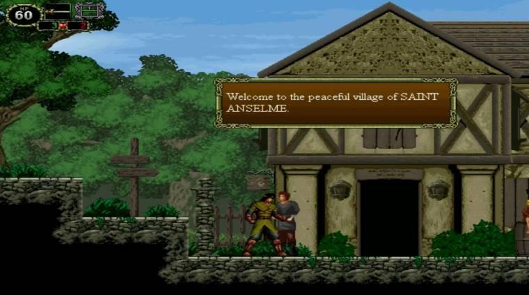 Ez a rajongói Castlevania játék visszahozza a klasszikus részek hangulatát bevezetőkép