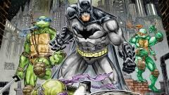 Comic-Con 2016 - jön a Batman-TMNT és Star Trek-Zöld Lámpás crossover kép