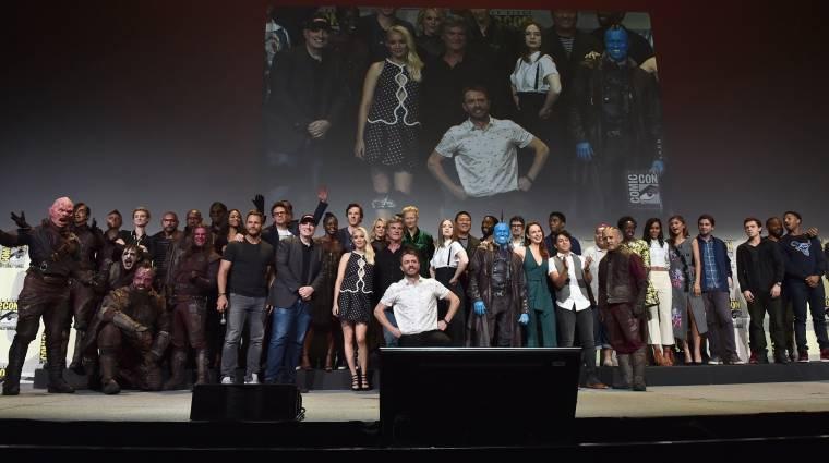 Comic-Con 2016 - Íme a Marvel Studios panel képekben kép
