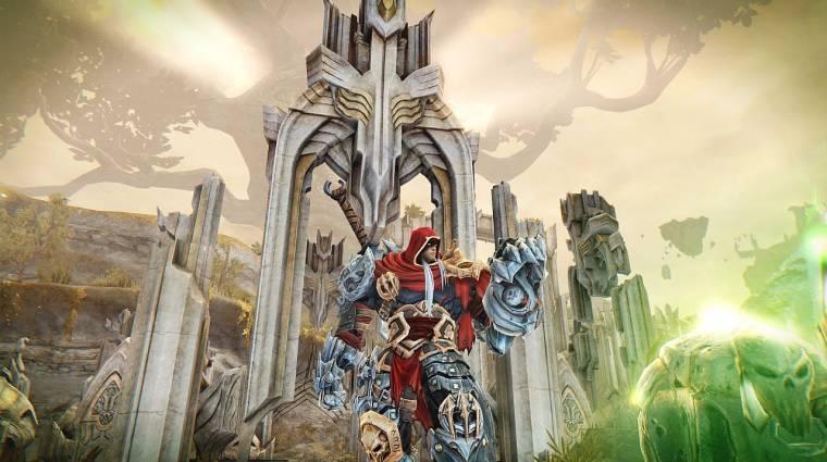 Darksiders Warmastered Edition - véletlenül idő előtt lett bejelentve a switches verzió bevezetőkép
