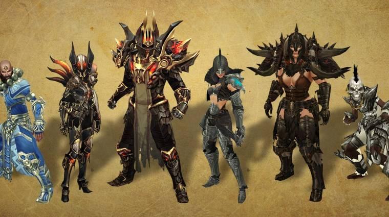 Diablo III - hamarosan konzolokra is jönnek a szezonok bevezetőkép