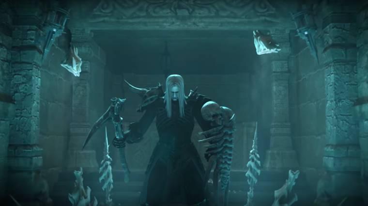 Diablo III - hamarosan indul a Necromancer tesztelése bevezetőkép