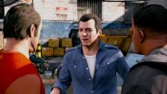 Grand Theft Auto V Redux - gyönyörű a rajongói mod kép