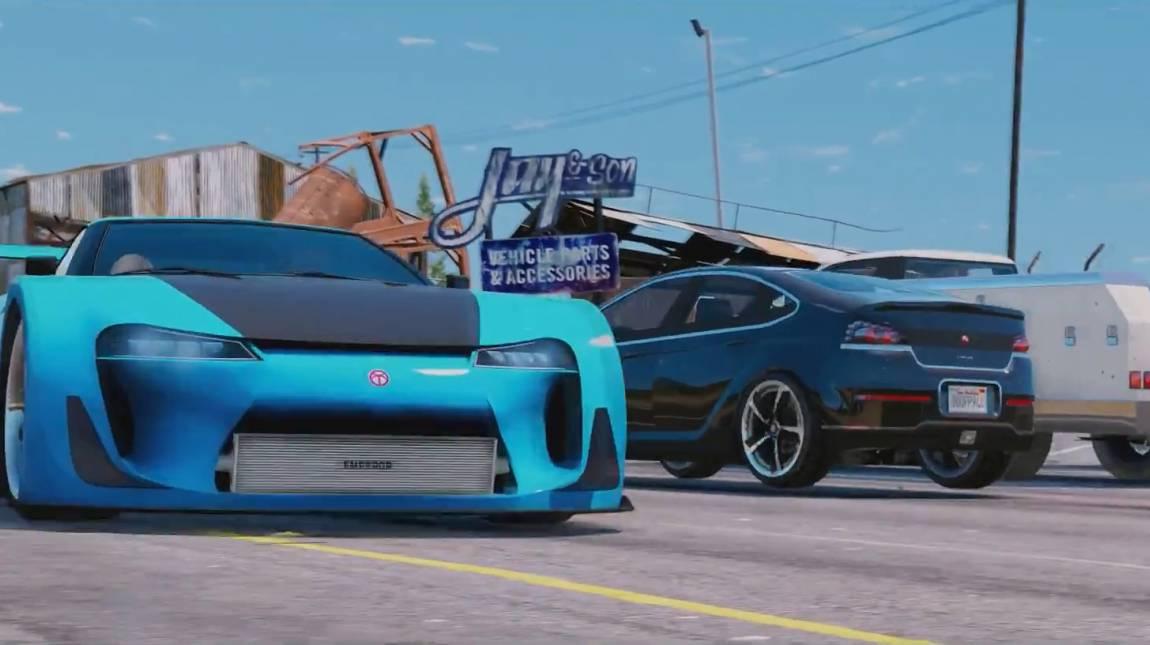 Grand Theft Auto V Redux - késik a mod, de úton van bevezetőkép