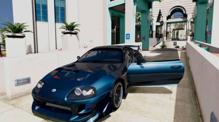Grand Theft Auto V Redux - megjelent a legjobb mod, így tudjátok letölteni bevezetőkép