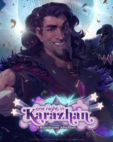 Hearthstone: One Night in Karazhan kép
