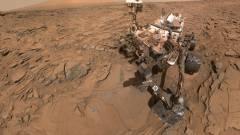 Helyreállt a kapcsolat a Curiosity marsjáróval! kép