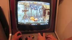 A NAV már megint lefoglalt egy árkád játékgépet, ami nem fogad el pénzt kép