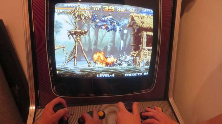 A NAV már megint lefoglalt egy árkád játékgépet, ami nem fogad el pénzt bevezetőkép