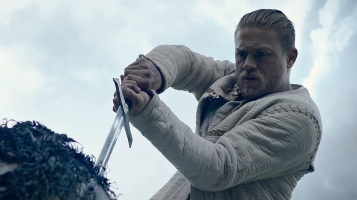 Comic-Con 2016 - minden várakozást felülmúl a King Arthur: Legend of The Sword előzetese kép