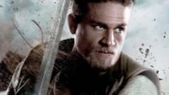 Charlie Hunnam először beszélt az Arthur király bukásáról kép