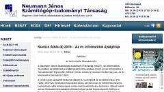 Kovács Attila díj 2016 – Az év informatikai újságírója kép