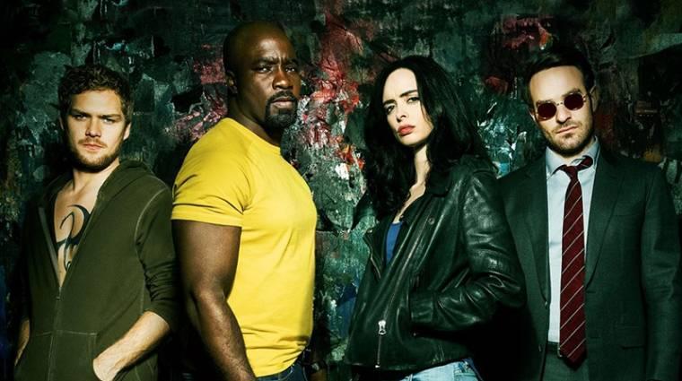 A Defenders utolsó trailere felhangol a héten érkező sorozatra (Frissítve) kép