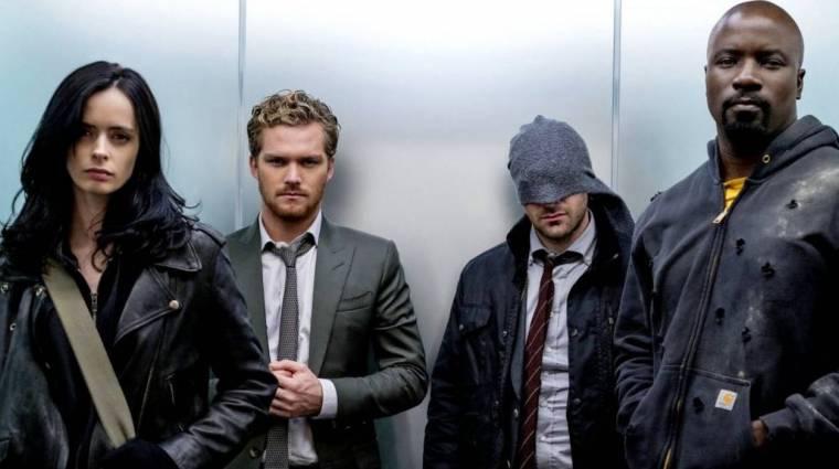 Megmenekülhetnek a netflixes Marvel-sorozatok? kép