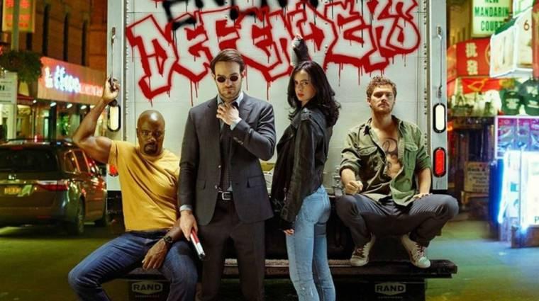 Kevin Feige beszélt a netflixes The Defenders karaktereinek sorsáról bevezetőkép