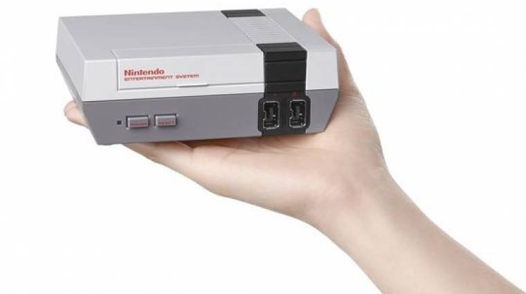 Júniusban jobban fogyott a NES Classic, mint a PlayStation 4 bevezetőkép