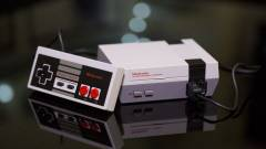 Egy vagyonért kelnek el az utolsó NES Classic Mini konzolok kép