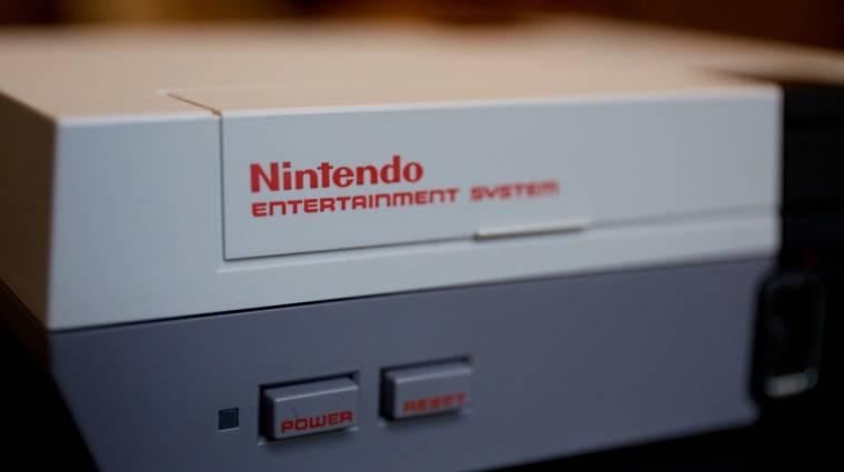 A briteknél már háromszoros áron kínálják a NES Minit bevezetőkép