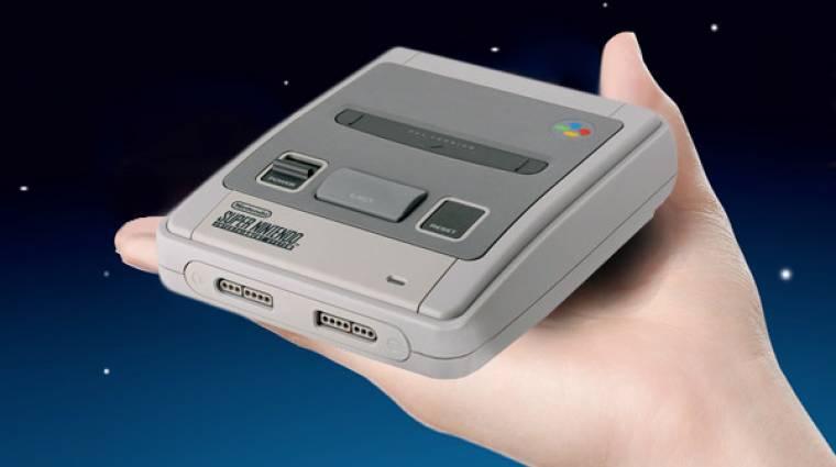 Egyre biztosabb, hogy jön az SNES Classic Mini bevezetőkép